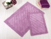 DOLY Mor (фиолетовый) Коврик для ванной