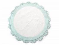 DOREEN Mint|/Beyaz (ментоловый/белый) Коврик для ванной
