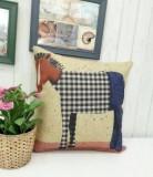 DP-65 декоративная наволочка с подушкой
