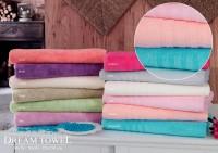 DREAMS Pembe (розовый) Полотенце банное