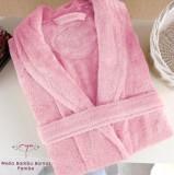Халат WELLA Pembe (розовый)
