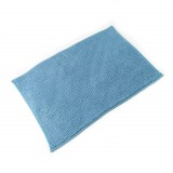 Коврик микрофибра BLUE (голубой)