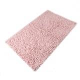 Коврик микрофибра PINK (розовый)