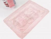 LIZZ Pembe (розовый) Коврик для ванной