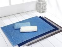 NOSTALGIA Blue (голубой) Коврик для ванной