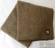 Одеяло INCALPACA (46% шерсть альпака, 39% шерсть мериноса,15% хлопок) OA-3