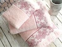Pandora Pembe (розовый) Полотенце банное