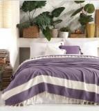 Покрывало ALISA цвет фиолетовый (PERPLE)