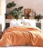 Покрывало ZILLER цвет оранжевый (ORANGE)