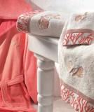 Полотенце банное SICURO CREAM (кремовый)