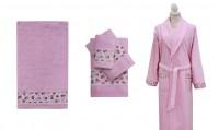 Полотенце банное VİTA L.PINK (светло-розовый)