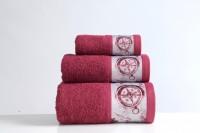 Полотенце с печатью CRAFTKirmizi (красный)