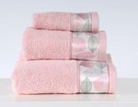 Полотенце с печатью Lamina Pembe (розовый)