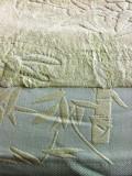 Простынь махровая бамбук (фисташковый)