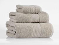 Shalla полотенца Stone (капучино) набор 3шт