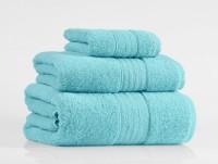 Shalla полотенца Turkuaz (бирюзовый) набор 3шт