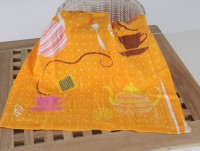 TEA Turuncu (оранжевое) Кухонное полотенце-набор
