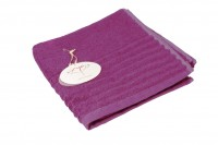Wella Mudrum (фиолетовый) Полотенце банное